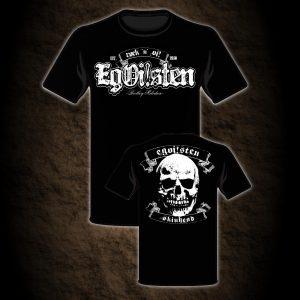 Bootboy Melodien Shirt der Band Egoisten