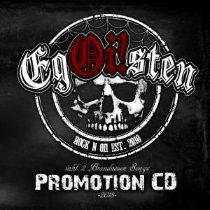 Promo CD, EgOisten, 2018, Pappschuber, Gratis Musik,