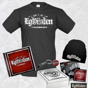 Egoisten steelbox fanbox bundle